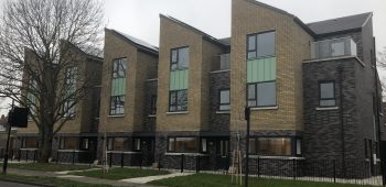 New Broadway Living homes at Newcastle Court